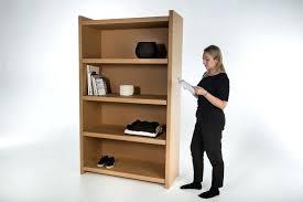 cardboard furniture for sale. Cardboard Furniture For Sale Designer Concept A Space Divider Sees Shapes Stacked To Form R
