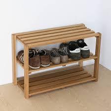 oak shoe rack shoe rack open shelves and construction in functional outdoor shoe rack with simple