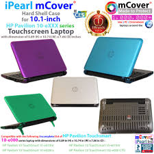 Ipearl Inc Light Weight Stylish Mcover Hard Shell Case For Hp