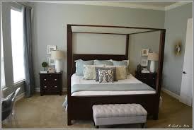 bedroom furniture in black. Bedroom Large Black Wood Furniture Plywood Throws Desk In L