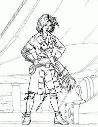 Small Picture Kids Under 7 Pirates Coloring Pages