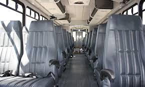 home goshen coach goshen coach 14 33 passengers