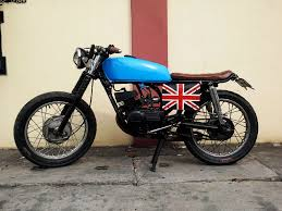 tracker cafe racer philippines
