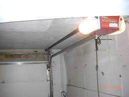 garage door opener instalation how to install garage door opener motor garage door motor install chamberlain garage door opener