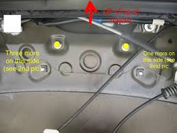 how to replace rear hatch opening switch toyota 120 platforms forum step 3 remove hatch switch the exterior trim piece removed you should now be able to turn it upside down and use your phillips screwdriver to