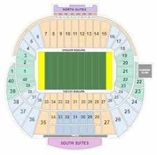 University Of Oregon Football Stadium Seating Chart Oregon Football Tickets 2019 Ducks Games Prices Buy At
