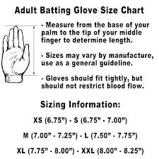Youth Glove Size Chart Football Football Size Chart Buurtsite Net