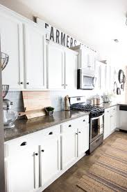 Kitchen Cabinet Budget Best Modern Farmhouse Kitchen Makeover Reveal Bless'er House