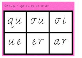 Worksheet will open in a new window. Phonic Bingo Qu Ou Oi Ue Er Ar Group 7 Jolly Phonics By Learnplaylaugh