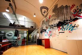 wall murals office. office graffiti wall feature_wall_office_mural 800533 marketting murals