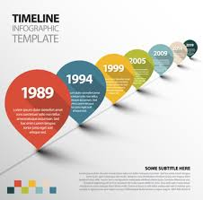 Timeline Layout Free Vector Download (2,320 Free Vector) For ...