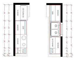 Amusing Galley Kitchen Floor Plans Layout Of Layouts ...