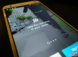 new app from linkedin now available on the play store offering the looking for a job can be a difficult task at the best of times of course that task has been made significantly easier since the birth of the internet