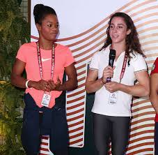 Simone Biles, Gabby Douglas and Aly Raisman Are Publicly Feuding ...