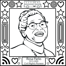 Black History Month Coloring Pages New
