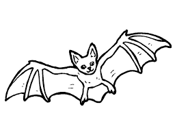 Small Picture how to draw a bat colouring pages with Coloring Pages Draw A Bat