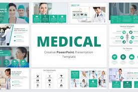 Medical Presentation Powerpoint Templates Medical And Healthcare Presentation Powerpoint Template