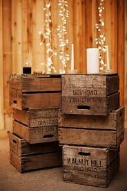 rustic ideas images budget country wedding decorations rustic wedding card box ideasbarn