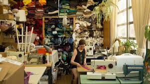 Summer Stock: In Addition To The Costumes That Reside In Storage, The Work  Area Of The Costume Shop At Phi Beta Kappa Memorial Hall Contains Copious  Amounts ...