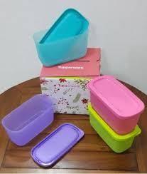 tupperware little treat gift set 4