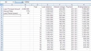 download amortization schedule amortization excel loanamortizationschedule jpg free financial