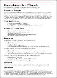 Electrician Apprentice Resume Save Apprentice Electrician Resume