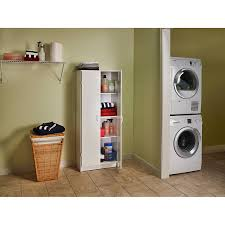 details about kitchen pantry storage cabinet 4 shelves 2 doors wood organizer furniture white