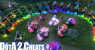 dota 2 last hitting bots for more gold money and items gaming