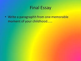 female and male anatomy ppt video online  40 final essay write a paragraphh from one memorable moment of your childhood