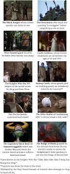 perils faced by the knights of the round table in monty python and the holy grail