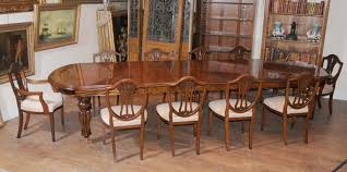 mahogany dining table chairs victorian extender sheraton chair set