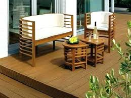 small outdoor patio furniture modern spaces dining sets for decks garden decki small deck furniture patio sets for decks ideas space outdoor