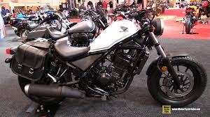 2018 honda 500 rebel. wonderful 500 2018 honda rebel 300 accessorized  walkaround 2017 toronto motorcycle  show for honda 500 rebel 7