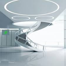 linear recessed led ceiling luinaire modular lighting system full circles winona lighting