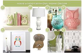 Owl Home Decor Accessories Inspiration Board Owl Home Decor The EGG 2