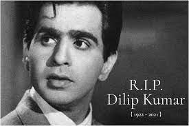 For Dilip Kumar, His First Election ...
