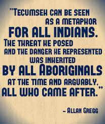 Tecumseh Quotes Unique Tecumseh's Ghost The Narwhal