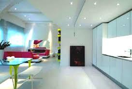 Home Interior Colour Interior Design - Futuristic home interior
