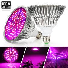 Best Amazon Led Grow Light Hot Item Amazon Best Selling 100w Full Spectrum Led Plant Grow Light Bulb