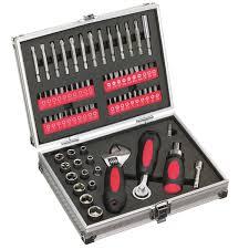 <b>Набор инструментов</b> LUX-TOOLS 71 предмет купить по цене 999 ...