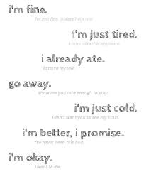 Self Harm Quotes Custom Quotes About Self Harm Anorexia Depression Lies Selfharm