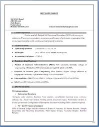 Experience Resume Format Doc Download Joele Barb