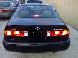 2001 Toyota Camry Tokunbo Fat Light For Sale Super Clean And Best ...