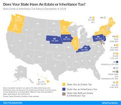 Illinois State Refund Cycle Chart 2018 Does Your State Have An Estate Tax Or Inheritance Tax Tax