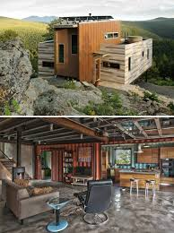 Colorado Shipping Container Home by Studio H-T 1