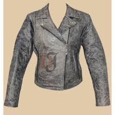 women distressed leather motorcycle jacket distressed jackets