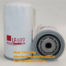 Oil Filter Oem Fleetguard Lf699 Donaldson P554007 Baldwin
