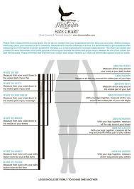Mertailor Mermaid Tails Size Chart In 2019 Real Mermaid