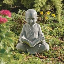 cheap garden statues. Outdoor: Appealing Baby Buddha Garden Statue - Cheap Statues
