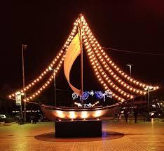 Πάτρα: Το εντυπωσιακό Χριστουγεννιάτικο καραβάκι που μας βάζει στη μαγεία  των γιορτών! | Patras Events